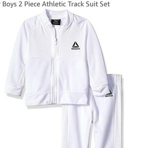 Brand New Reebok Toddler Boy's Track Suit 3T